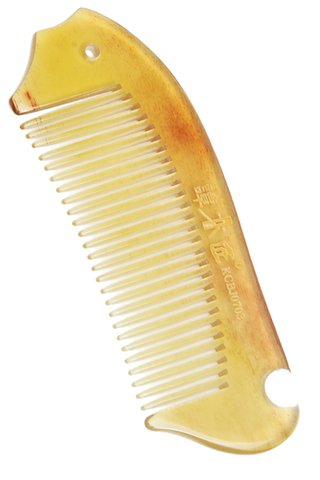 8100532 | Tan's Natural Ox Horn Comb | Medicine Health Care Good For Hair