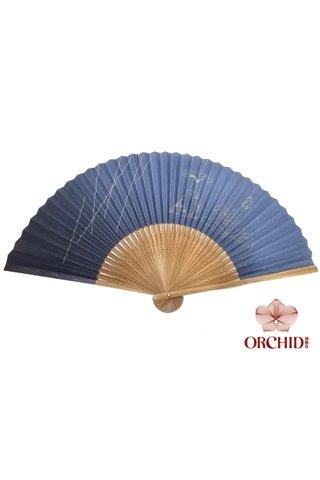 8482727 | Frog Design Bamboo Hand Fan