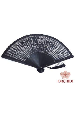 868 bamboo | Handmade Tortoise-shell Bamboo Hand Folding Fan