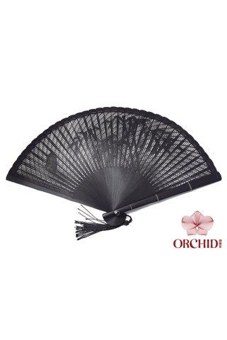Bamboo | Handmade Tortoise-shell Bamboo Hand Folding Fan