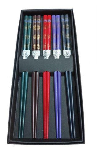 Bamboo Chopsticks Dining Set 1