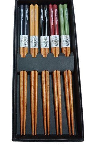Bamboo Chopsticks Dining Set 10