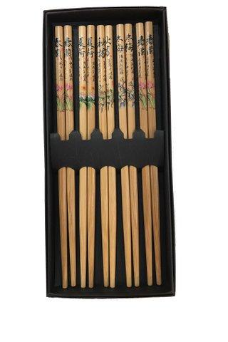 Bamboo Chopsticks Dining Set 15