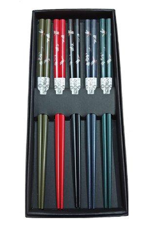 Bamboo Chopsticks Dining Set 16