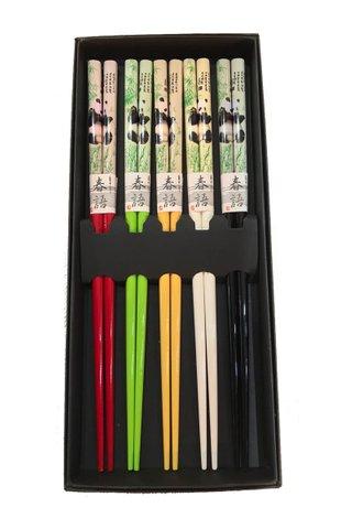 Bamboo Chopsticks Dining Set 21