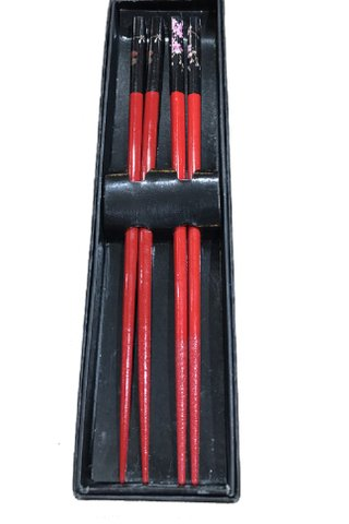 Bamboo Chopsticks Dining Set 31