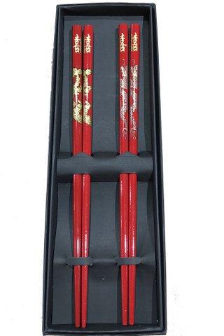 Bamboo Chopsticks Dining Set 33