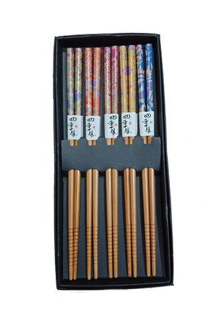 Bamboo Chopsticks Dining Set 8