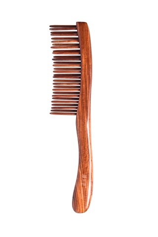 8100166 | Tan's Iron Wood Massage Comb