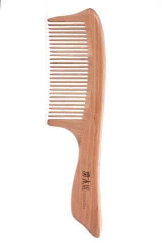 8100094 | Tan's Tendon Wooden Haircare Comb