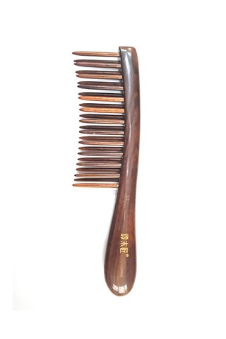 8100144 | Tan's Green Cloud Rose Massage Comb