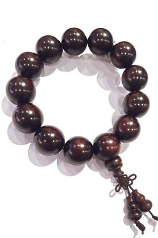 725 | India Red Sandal Wood Bracelet
