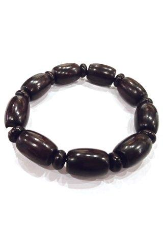 729 | Red Sandal Wood Bracelet