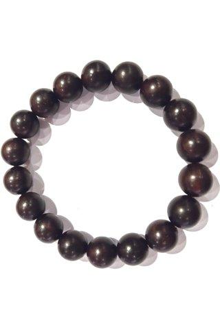 730 | Red Sandal Wood Bracelet
