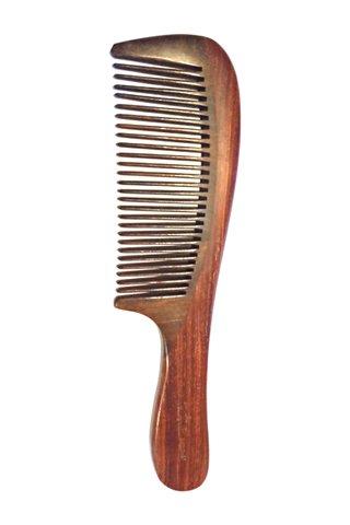 8100206 | Tan's Swartzia sp. wooden Antistatic comb