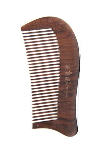 8100211 | Tan's Swartzia sp Wooden Antistatic Comb