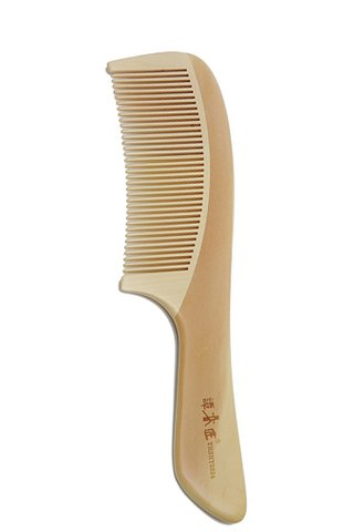 8100087 | Tan's Box Wood Hair Care COmb