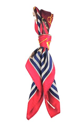 100% Silk Square Scarf Smooth and Soft Female 2