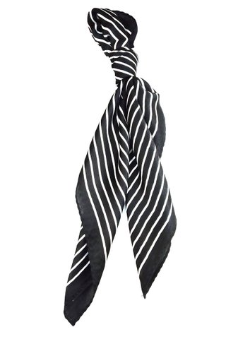 100% Silk Square Scarf Smooth and Soft Female 54