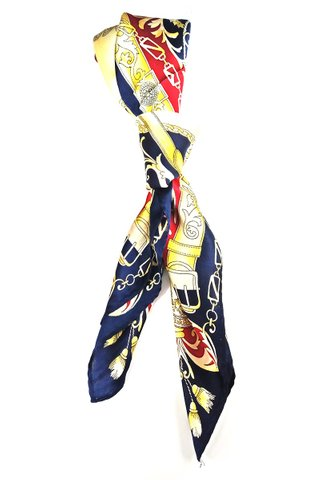 100% Silk Square Scarf Smooth and Soft Female 64